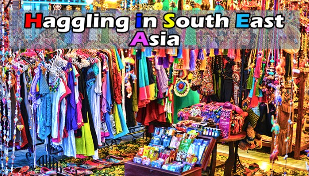 Haggling in South East Asia (Custom)