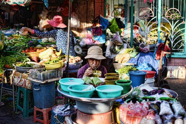 Haggling in South East Asia