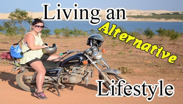Living an alternative lifestyle