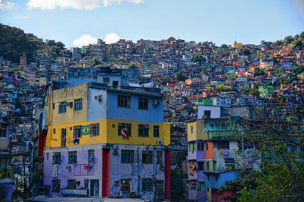 Favela View 3-13