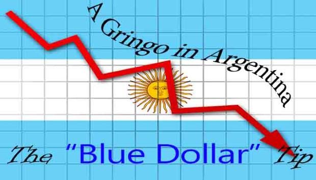 blue dollar