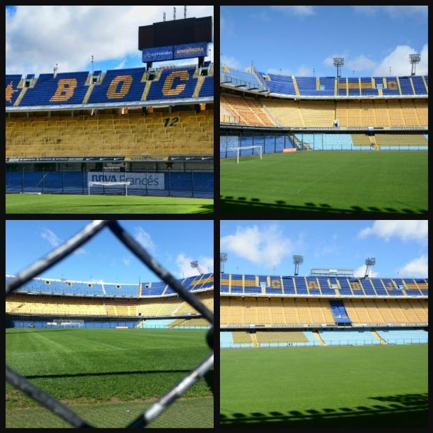Boca Junior Tour