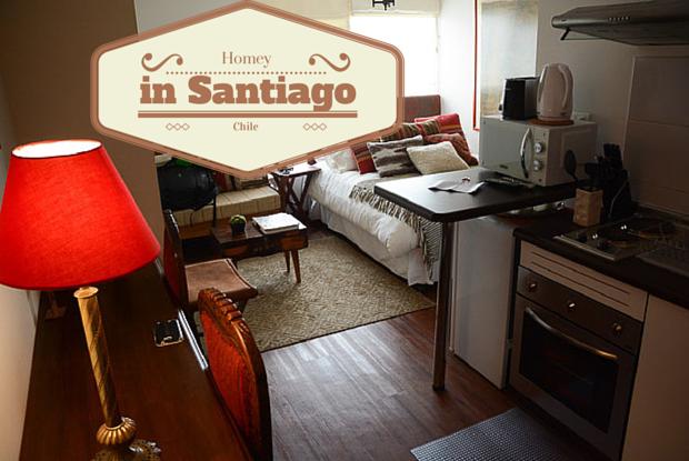 Homey in Santiago