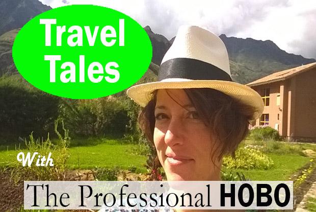 The professional hobo