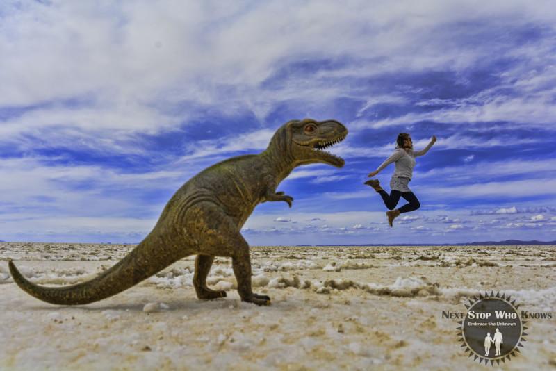 Epic chase