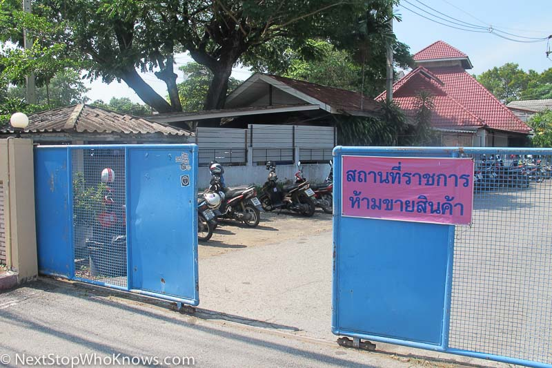 visa extension in Chiang mai