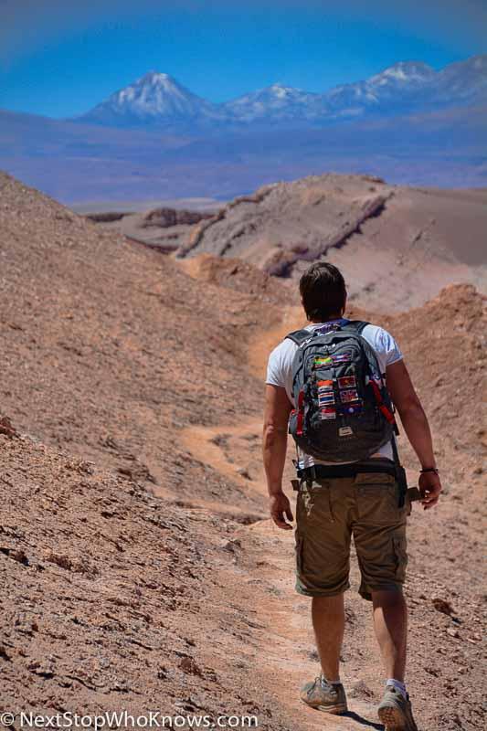 lost in atacama desert