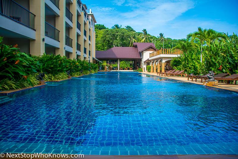 book hotel rawai beach