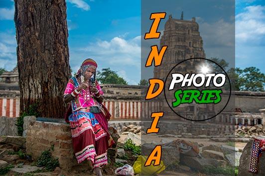 india photo series