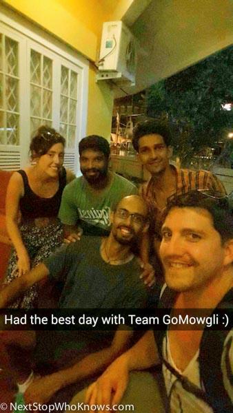 Gomowgli tour