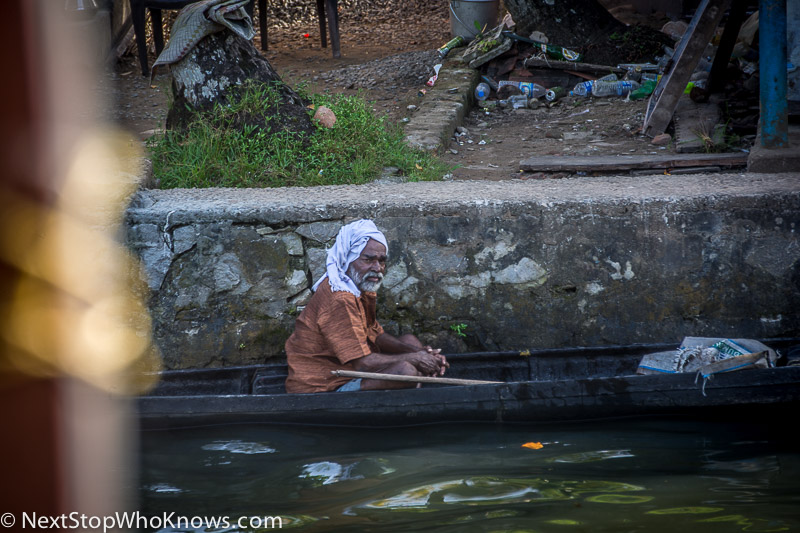backwaters india