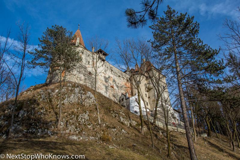 brasov bran castle