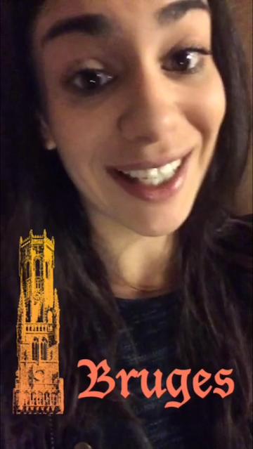 the hostel girl snapchat