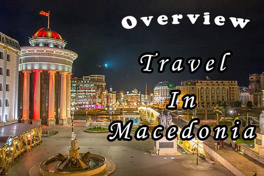 travel in macedonia