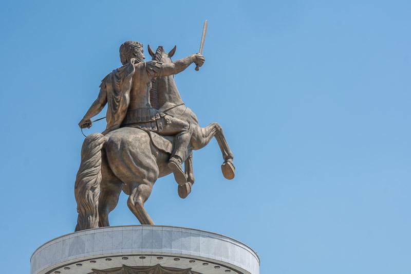 travel in macedonia skopje