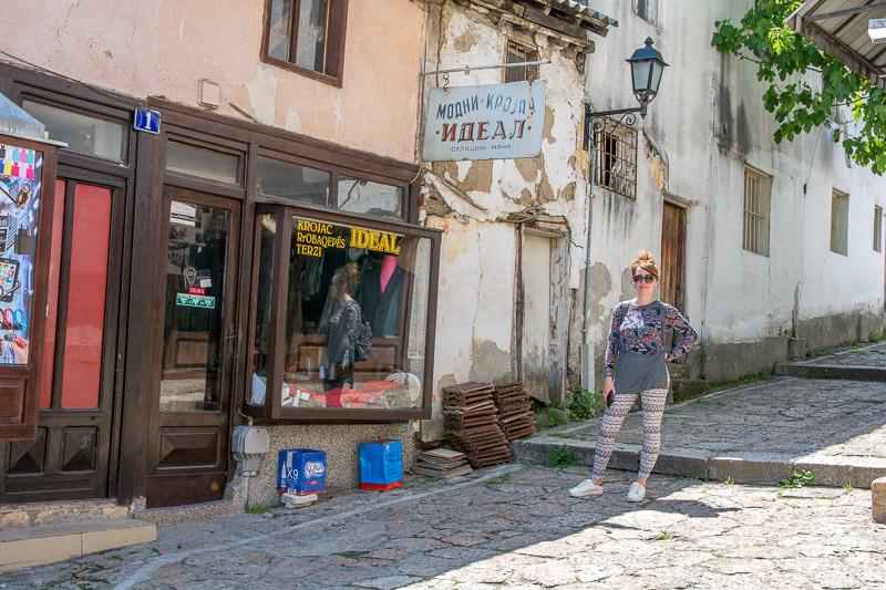 backpacking in macedonia