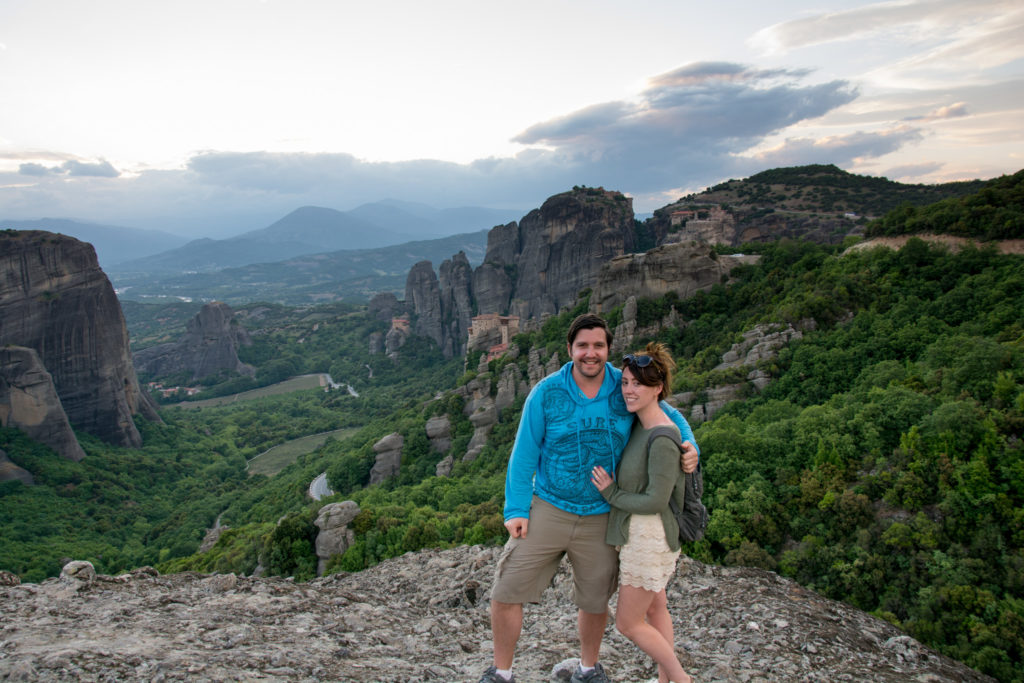 accommodation in meteora