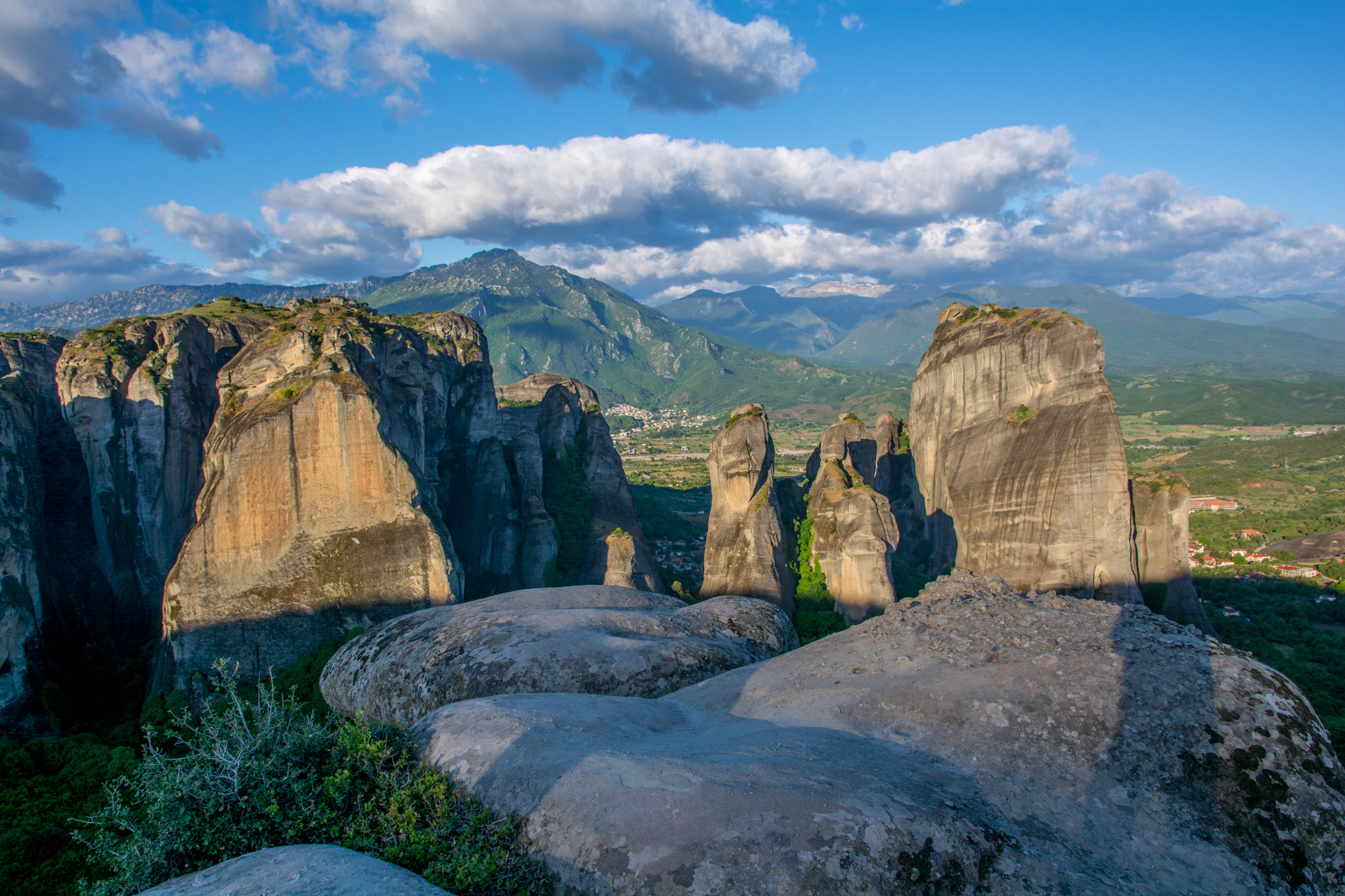 what to see in meteora