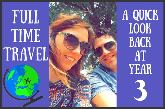 travelling full time