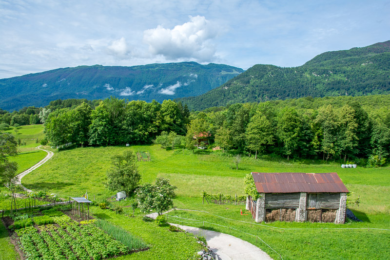Travelling in Slovenia