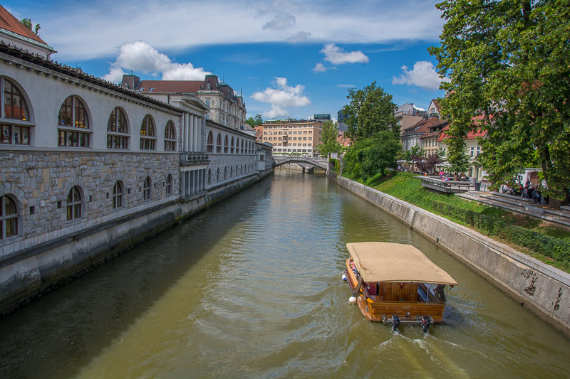 Ljubljana the capital