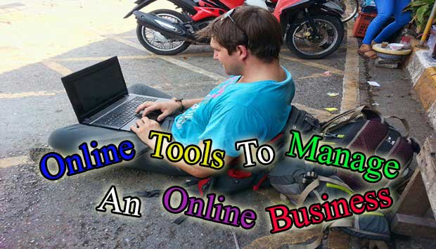 online tools to run an online business