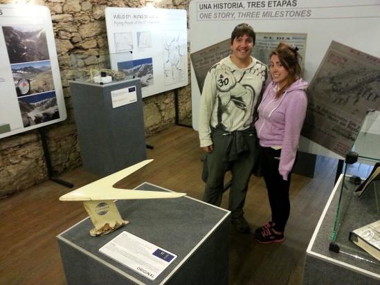 Andes plane crash museum