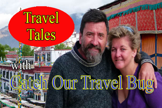 Catch our travel bug