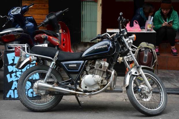 Motorbike Adventure in Vietnam