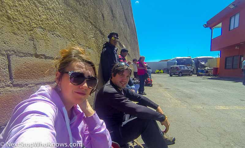 leaving atacama