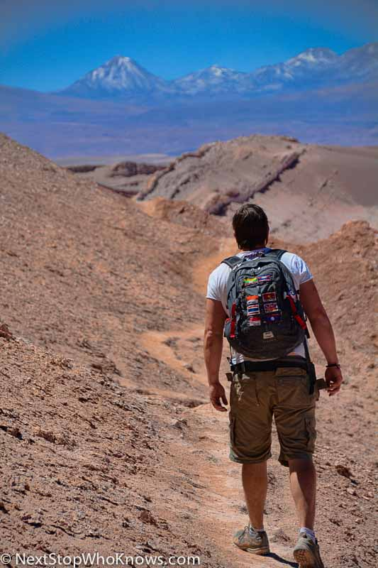 lost in atacama desert