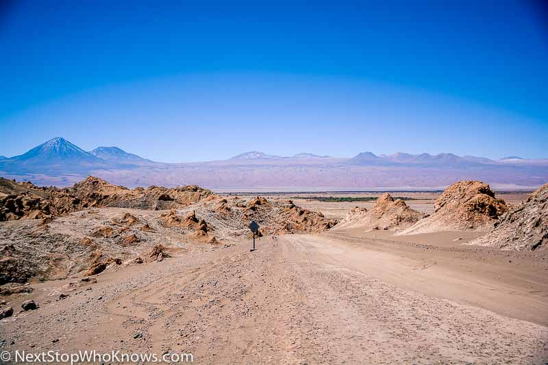 isolation in atacama