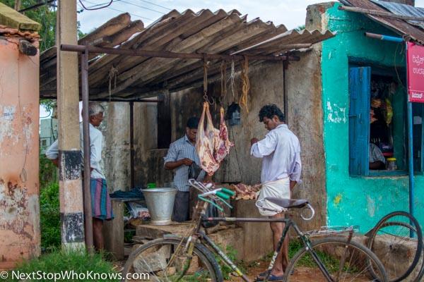 street butcher india