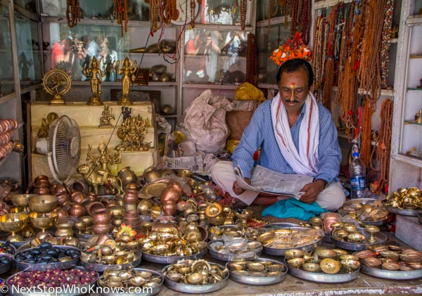 shop owner india