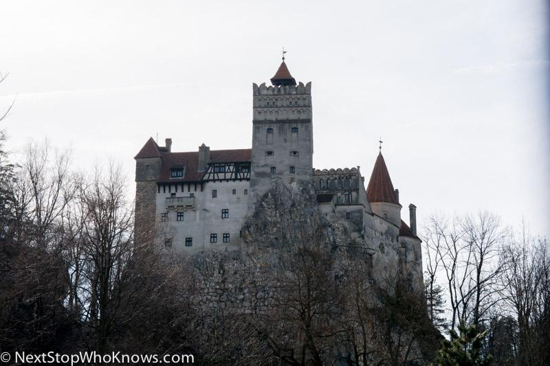 Bran castle brasov