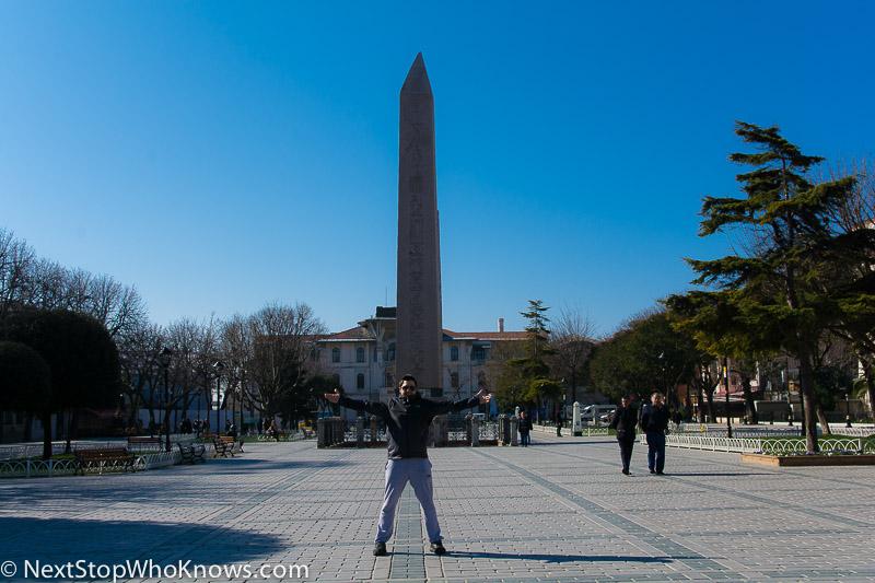 sultanahmet square istanbul