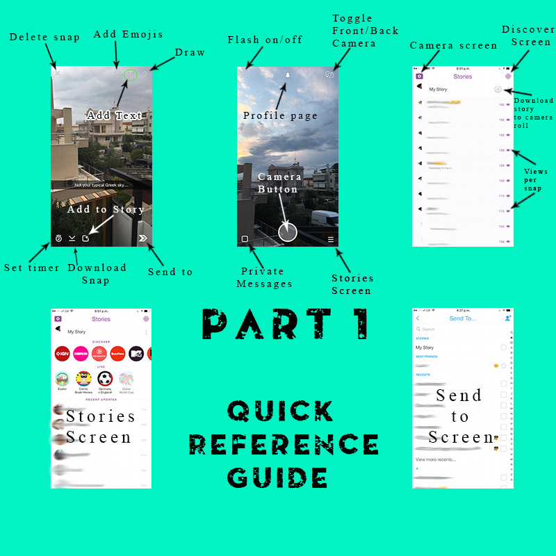 quick reference guide part 1