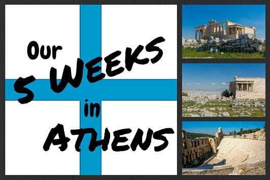 weeks athens