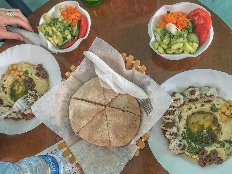 food in macedonian
