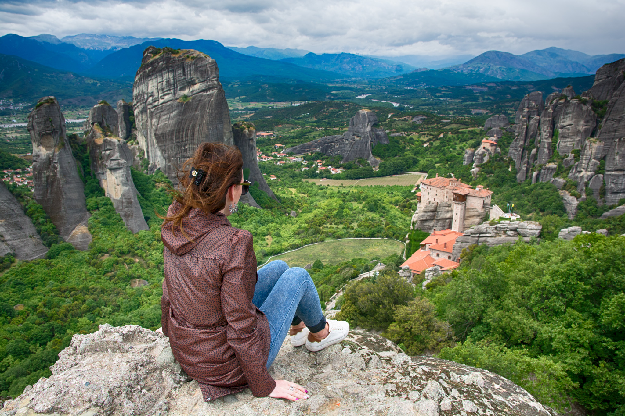 meteora scooter rental